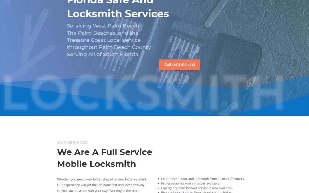 Florida Safe & Locksmith Services