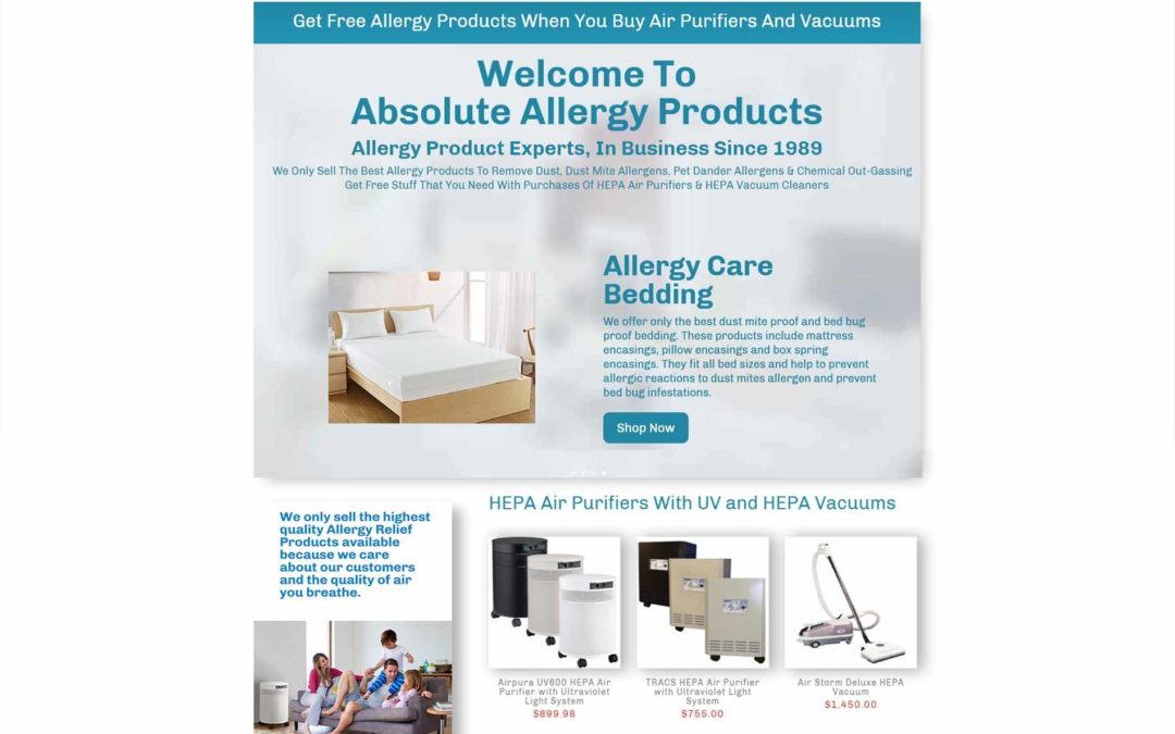 Absolute Allergy Products